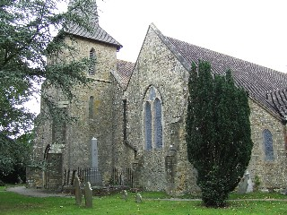 Photo of Blindley Heath Church