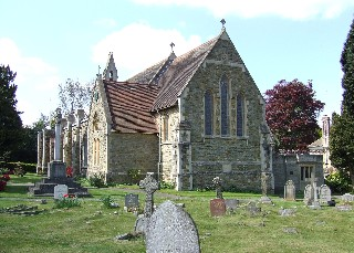 Photo of Dormansland Church