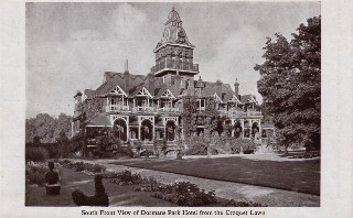 Postcard of Dormans Park Hotel
